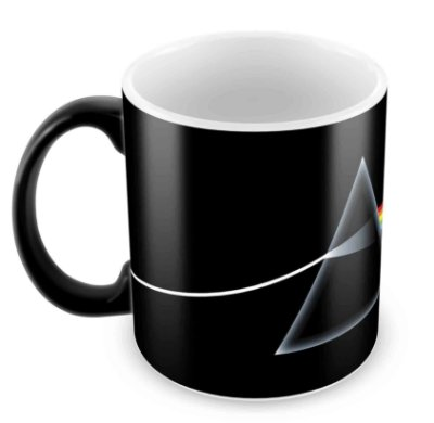 Caneca Mágica - Pink Floyd - The Dark side of the Moon