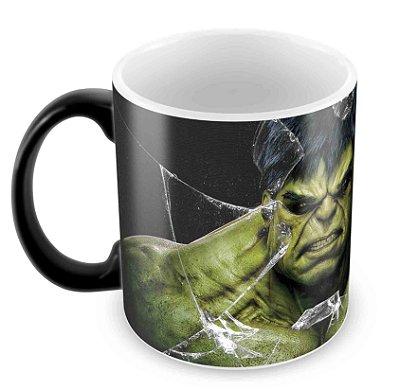 Caneca Mágica  - Hulk