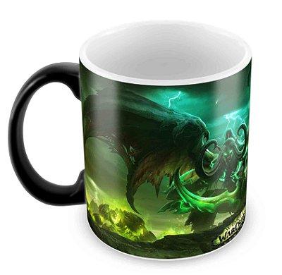 Caneca Mágica  - Warcraft