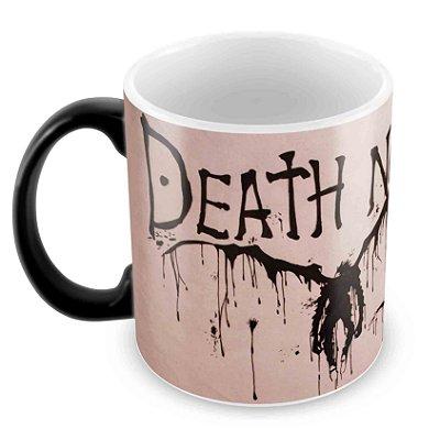 Caneca Mágica  - Death Note