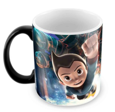 Caneca Mágica - Astro Boy
