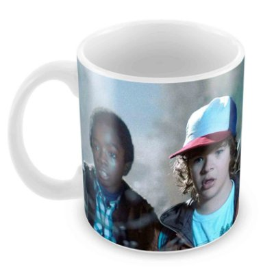 Caneca Branca - Stranger Things II