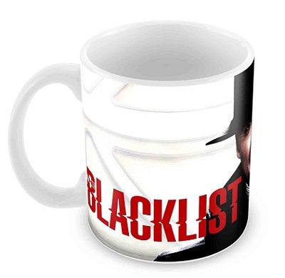 Caneca Branca - The Blacklist II