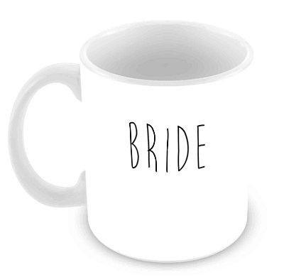 Caneca Branca - Bride