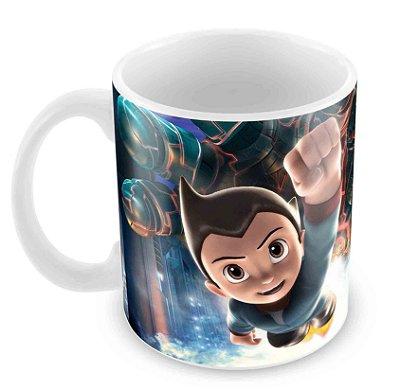 Caneca Branca - Astro Boy