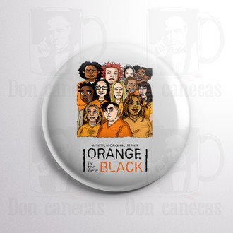 Botton - Orange is the New Black III