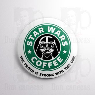 Botton - Star Wars Café