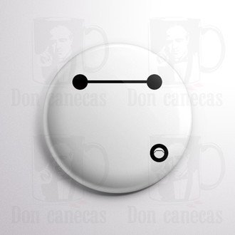 Botton - Baymax