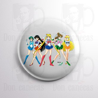 Botton - Sailor Moon