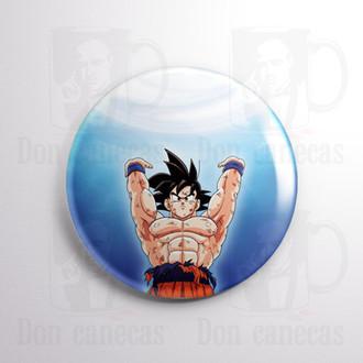 Botton - Goku