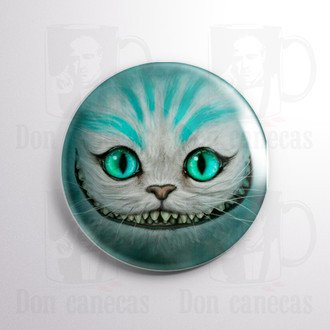 Botton - Gato de Cheshire