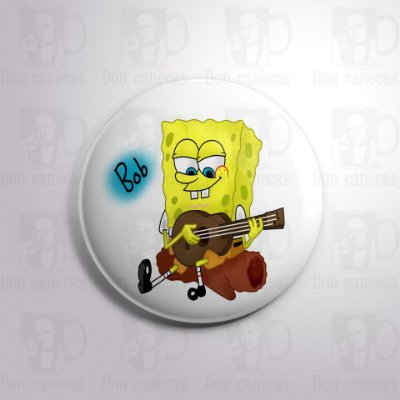 Botton - Bob Esponja V