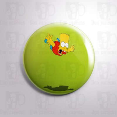 Botton - Bart Simpson