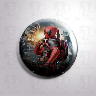 Botton - Deadpool III
