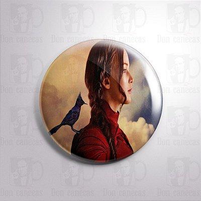Botton - Jogos Vorazes - Katniss II