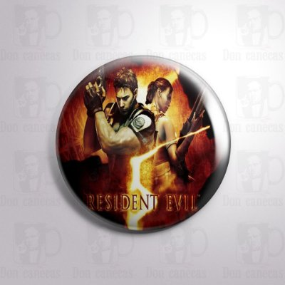 Botton - Resident Evil