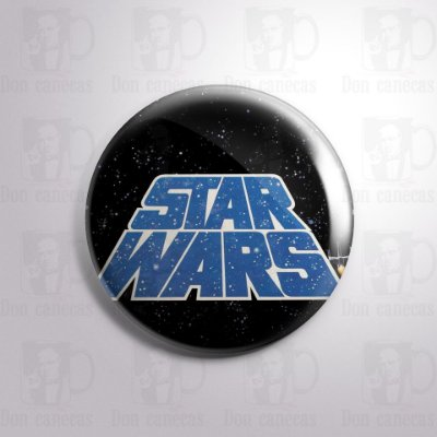 Botton - Star Wars - Logo