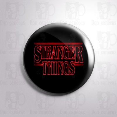 Botton - Stranger Things II