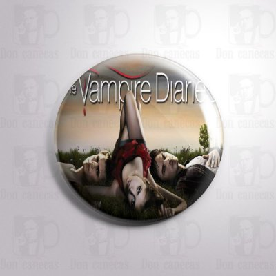 Botton - Vampire Diaries II