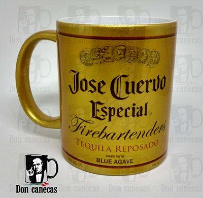 Caneca Dourada - Jose Cuervo
