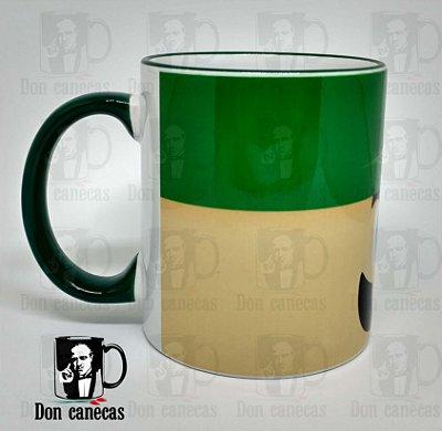 Caneca Verde - Luigi