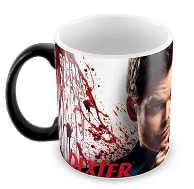 Caneca Mágica  - Dexter - Sangue