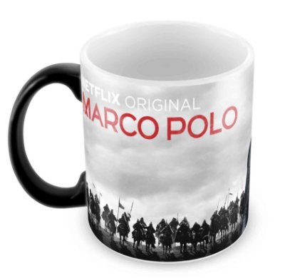 Caneca Mágica  - Marco Polo - II