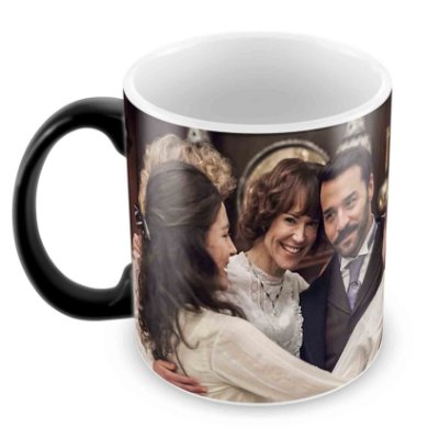 Caneca Mágica  - Mr Selfridge