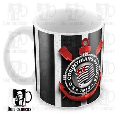 Caneca Branca - Corinthians
