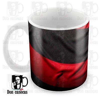 Caneca Branca - Flamengo