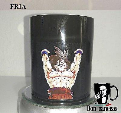 Caneca Mágica Especial - Goku - Genki Dama