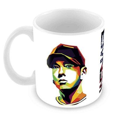 Caneca Branca - Eminem