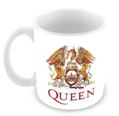 Caneca Branca - Queen