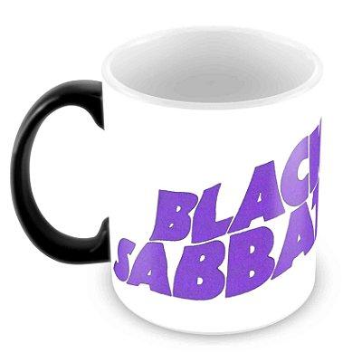 Caneca Mágica  - Black Sabbath
