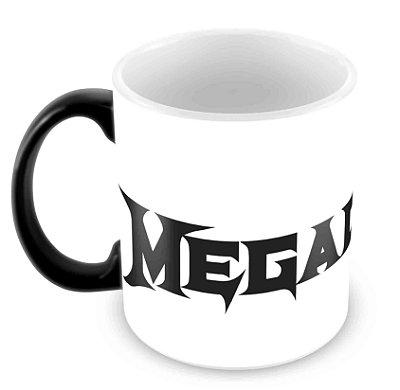 Caneca Mágica  - Megadeth