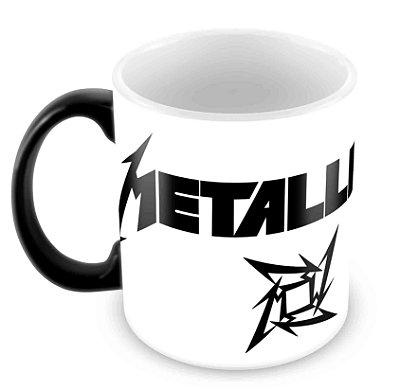 Caneca Mágica  - Metallica