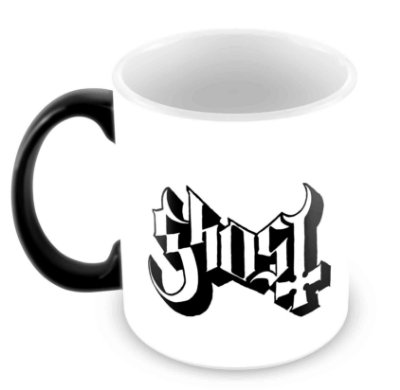 Caneca Mágica  - Ghost