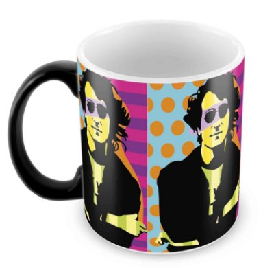 Caneca Mágica  - John Lennon