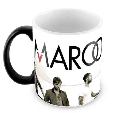 Caneca Mágica  - Maroon Five - Banda