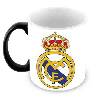 Caneca Mágica - Real Madrid