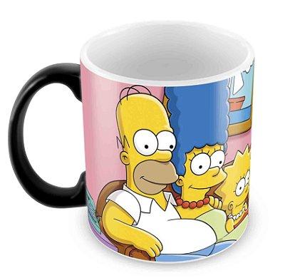 Caneca Mágica - Os Simpsons