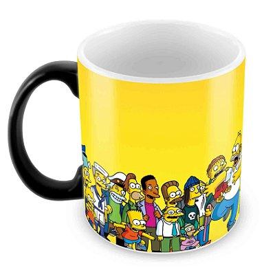 Caneca Mágica - Os Simpsons 2