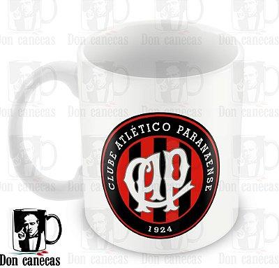 Caneca Branca - Atlético Paranaense
