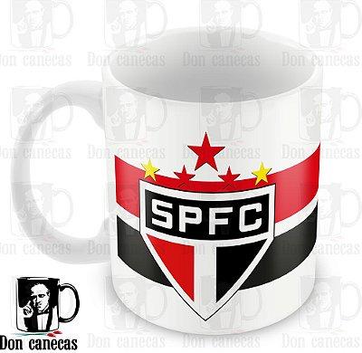 Caneca Branca - São Paulo - Símbolo