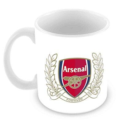 Caneca Branca - Arsenal