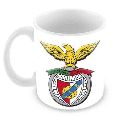 Caneca Branca - Benfica