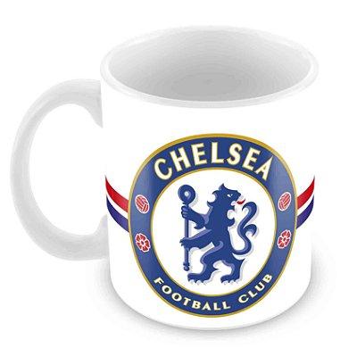 Caneca Branca - Chelsea
