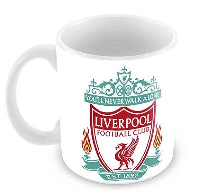 Caneca Branca - Liverpool