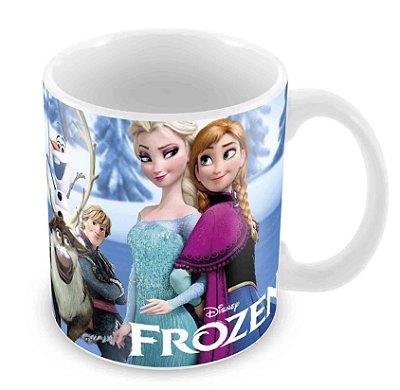 Caneca Branca - Frozen 2