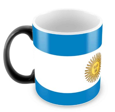 Caneca Mágica - Argentina